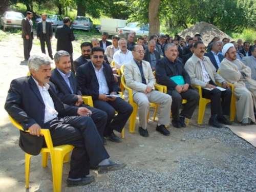 تجلیل از بازنشستگان فرهنگی شهرستان طارم